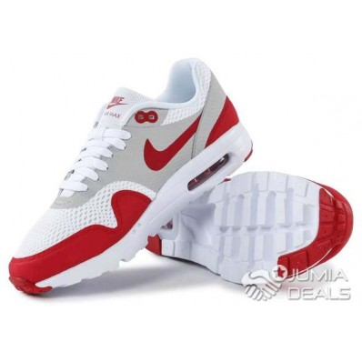 air max rouge et blanche