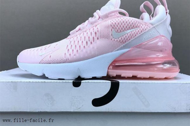 nike air max rose fille