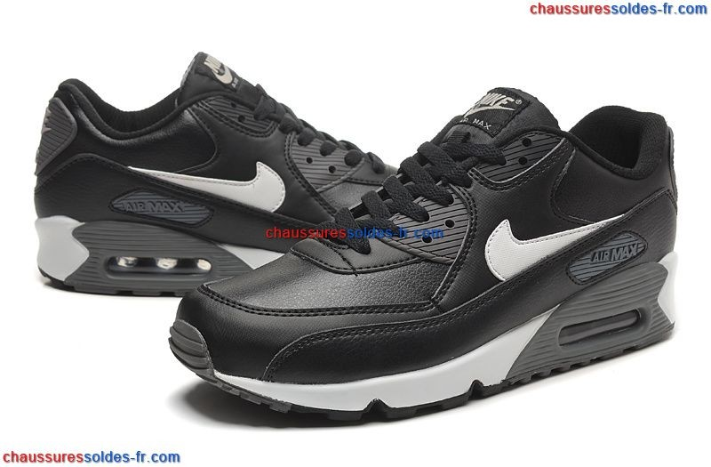 quality design fb38f 942ec air max 90 homme noir cuir