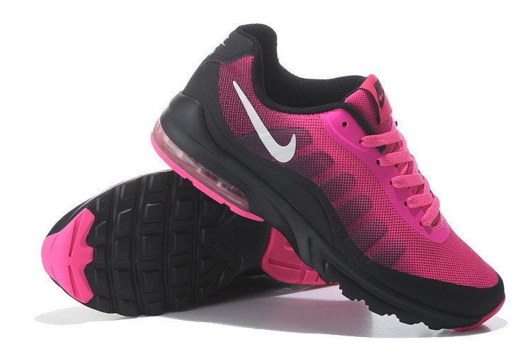 Nike Air Max Vigor Noir et Rose