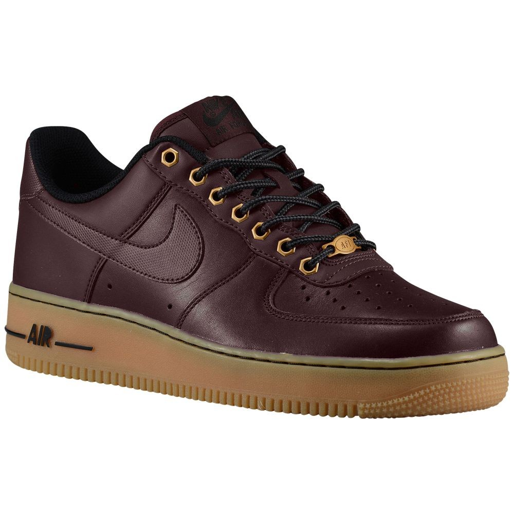basket nike marron