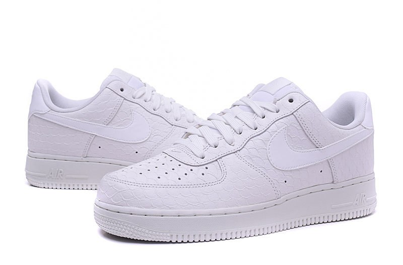 new concept a0932 7cf7a nike air force 1 blanche homme