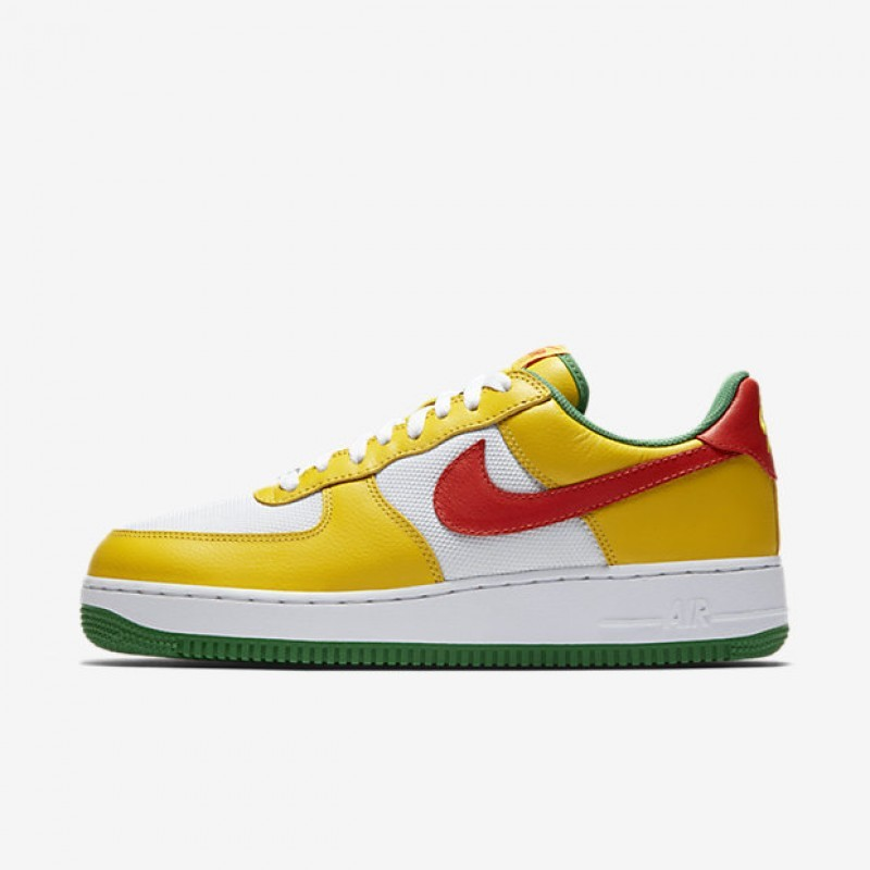 super popular a7a09 b2ca0 nike air force 1 homme jaune