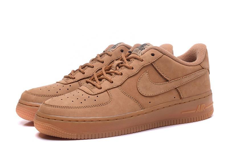 1 Air Hommes Force Marron Nike xeWCrdBo