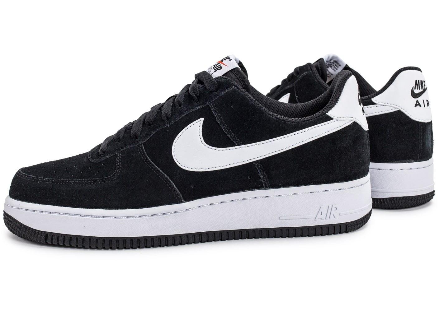 Homme Et Blanc Nike Air Force 1 Noir hdCtrsxQ
