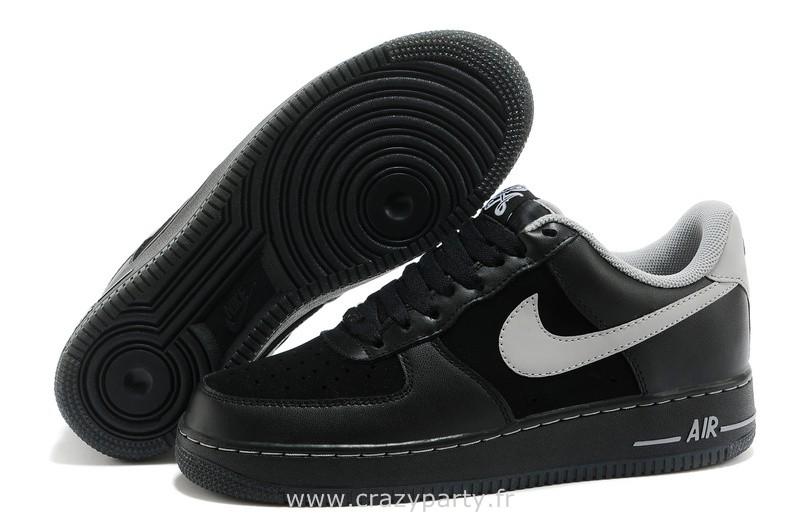 Air Nike Nike Noir Force Homme Air Force Ajq4L35R