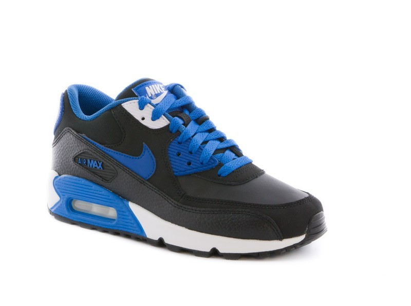 new photos 60fab a9131 nike air max 90 bleu et noir