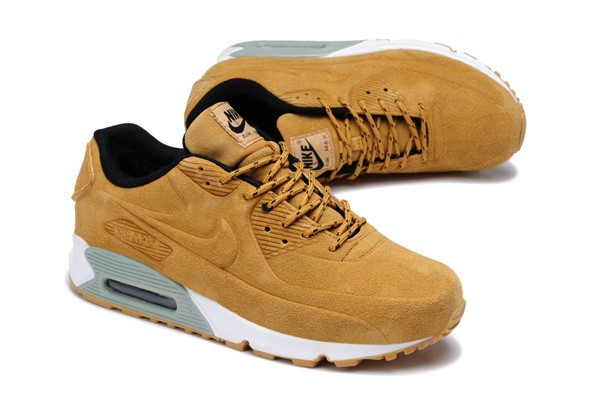 best service 71e5b 7c7a4 nike air max 90 homme marron