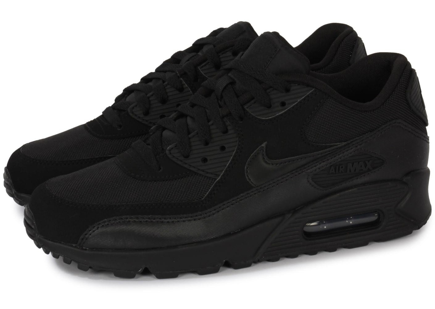 pre order superior quality great fit nike air max 90 homme noir et rouge