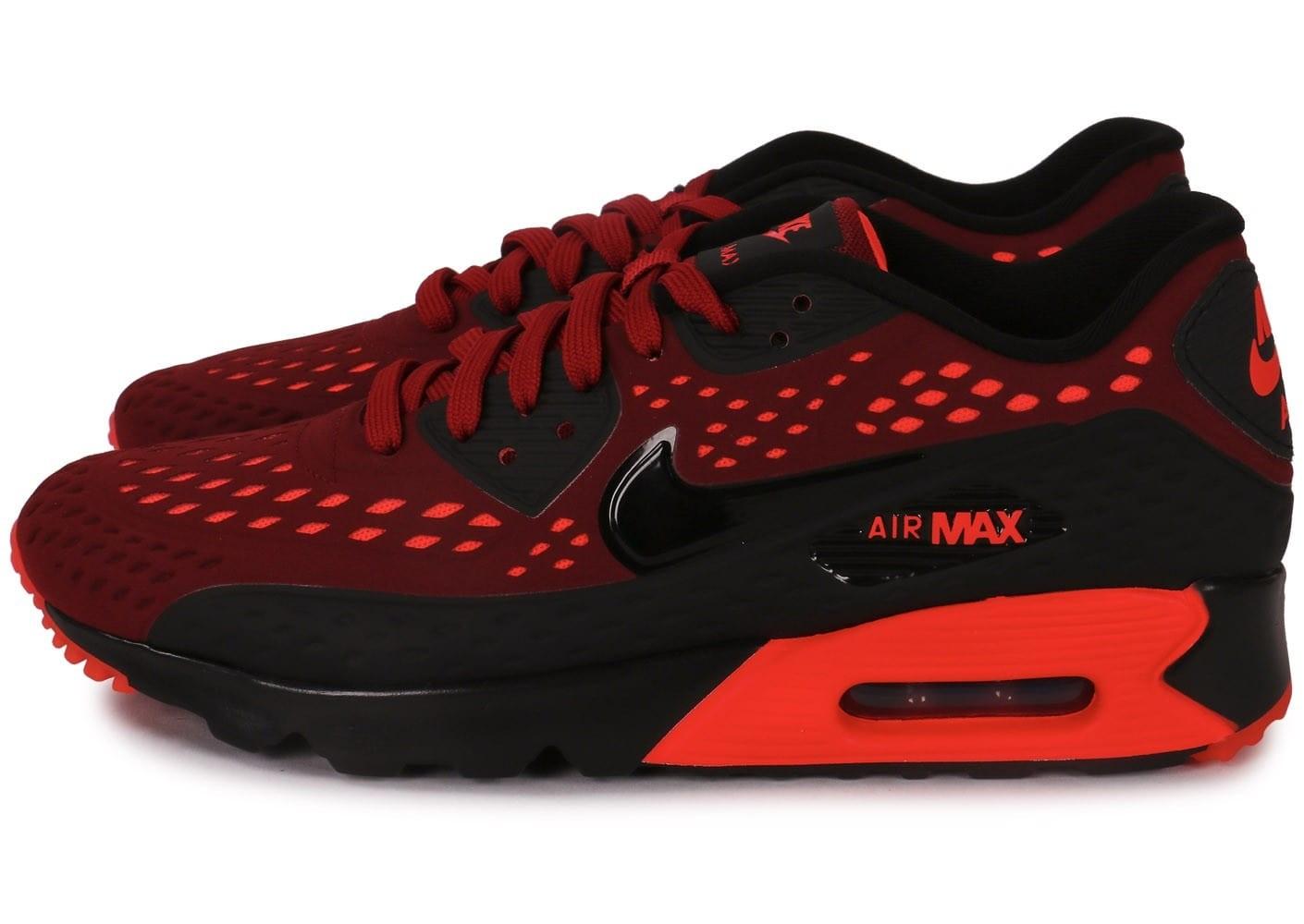 37af846a539 nike air max 90 rouge et noir