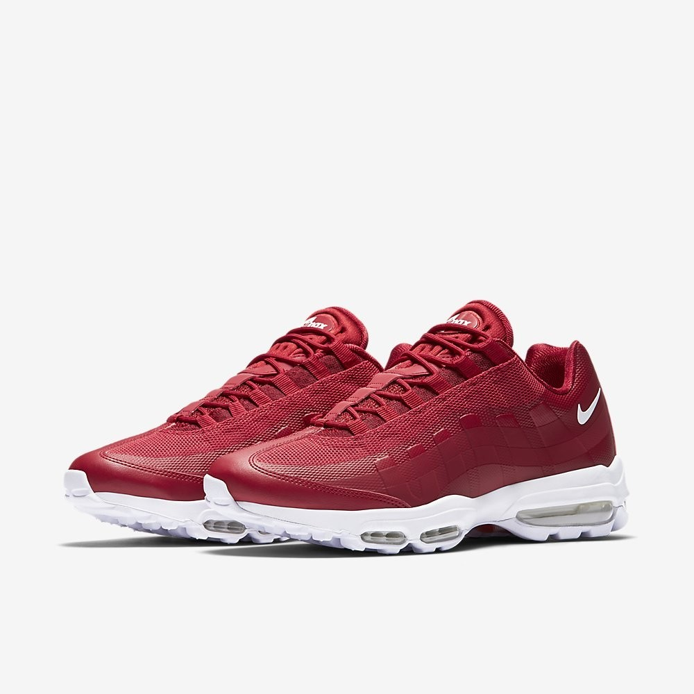 air max 95 ultra rouge