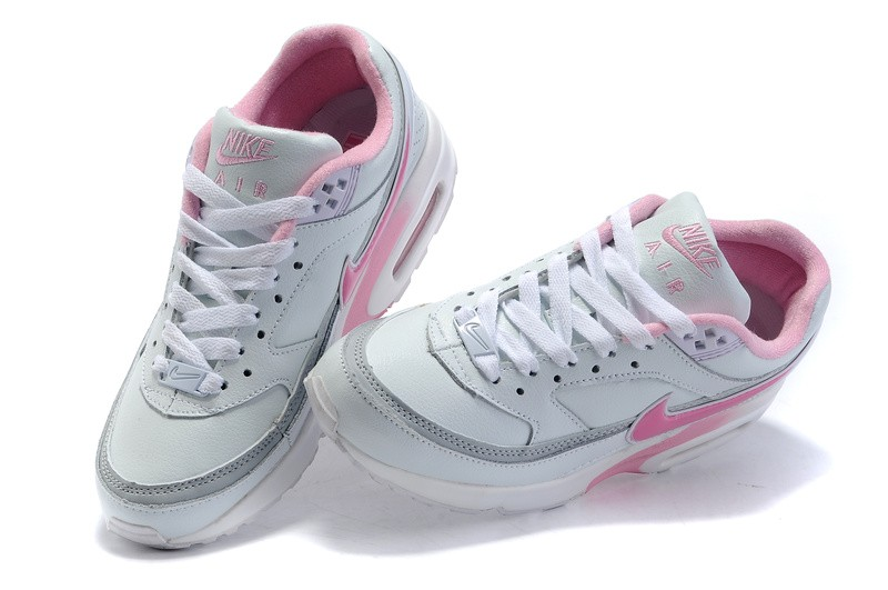 84103595ee9b nike air max blanche et rose