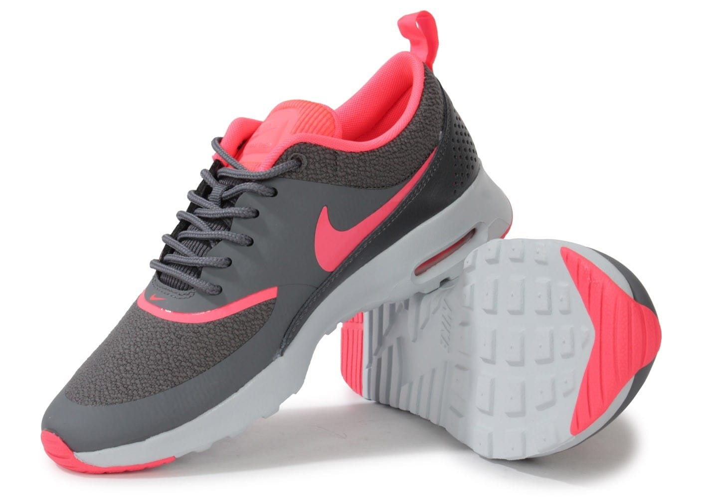 air max thea grise et rose