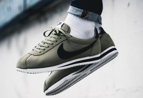 elegant shoes pretty cheap new lower prices nike cortez homme grise