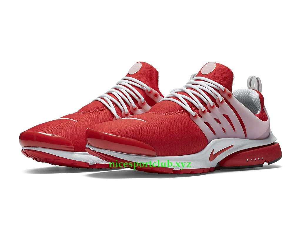 low priced f4fdc fa2a6 nike presto rouge homme