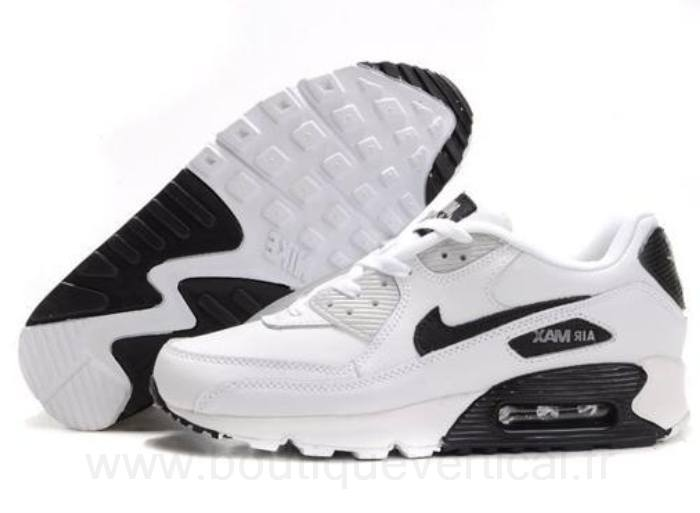 c34243ad992 air max 90 blanche et noir