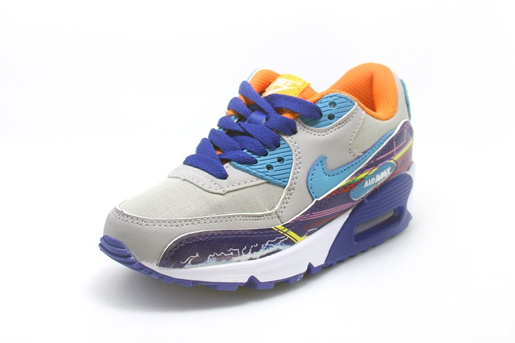 new york outlet for sale famous brand netherlands nike air max 90 premium violet bleu 96eeb b03f0