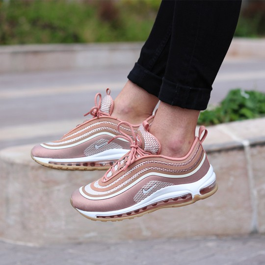 factory authentic the sale of shoes exclusive range air max 97 rose pas cher