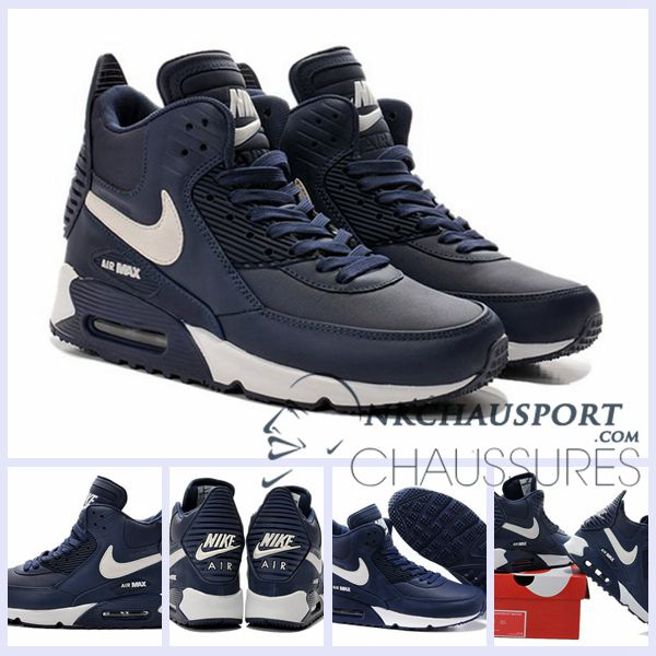 nike air max montante homme