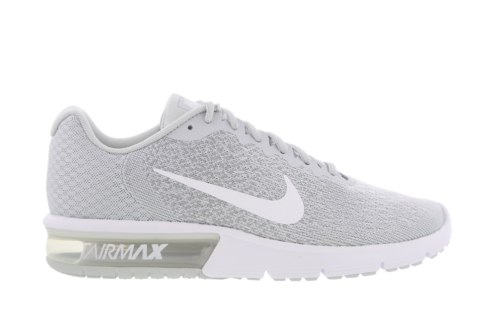online store 43f5b 3d5d1 air max sequent 2 blanche