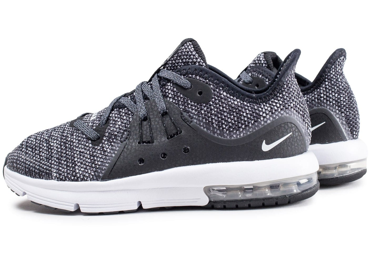 Air Max Noir Junior 3 Garçon Sequent Nike WE9eYDH2I