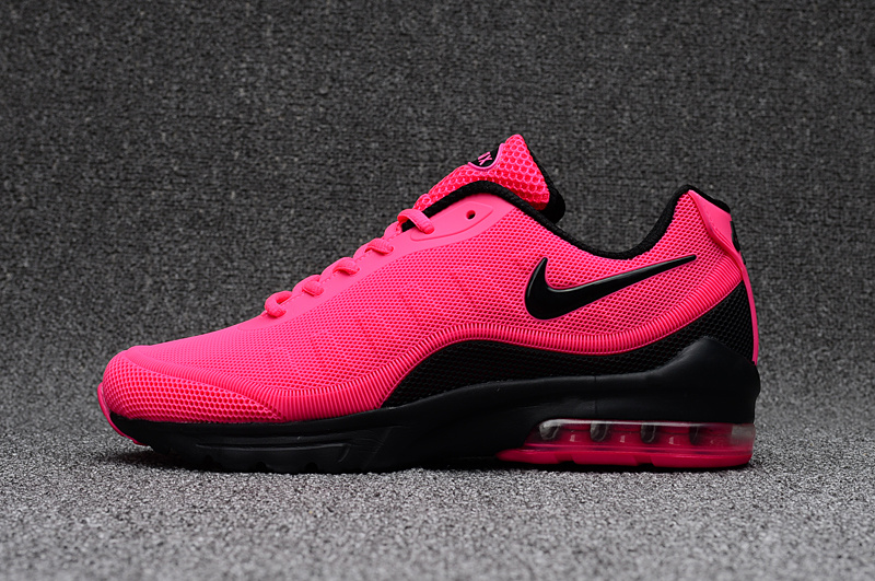 meilleur authentique f5c8f e6fa7 Rose Femme Nike Basket Air Max m80nwvN