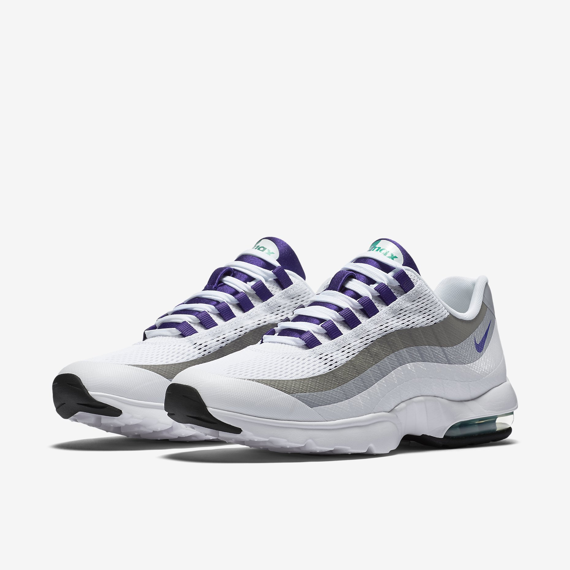low priced 9cf40 bd367 basket nike blanche air max 95