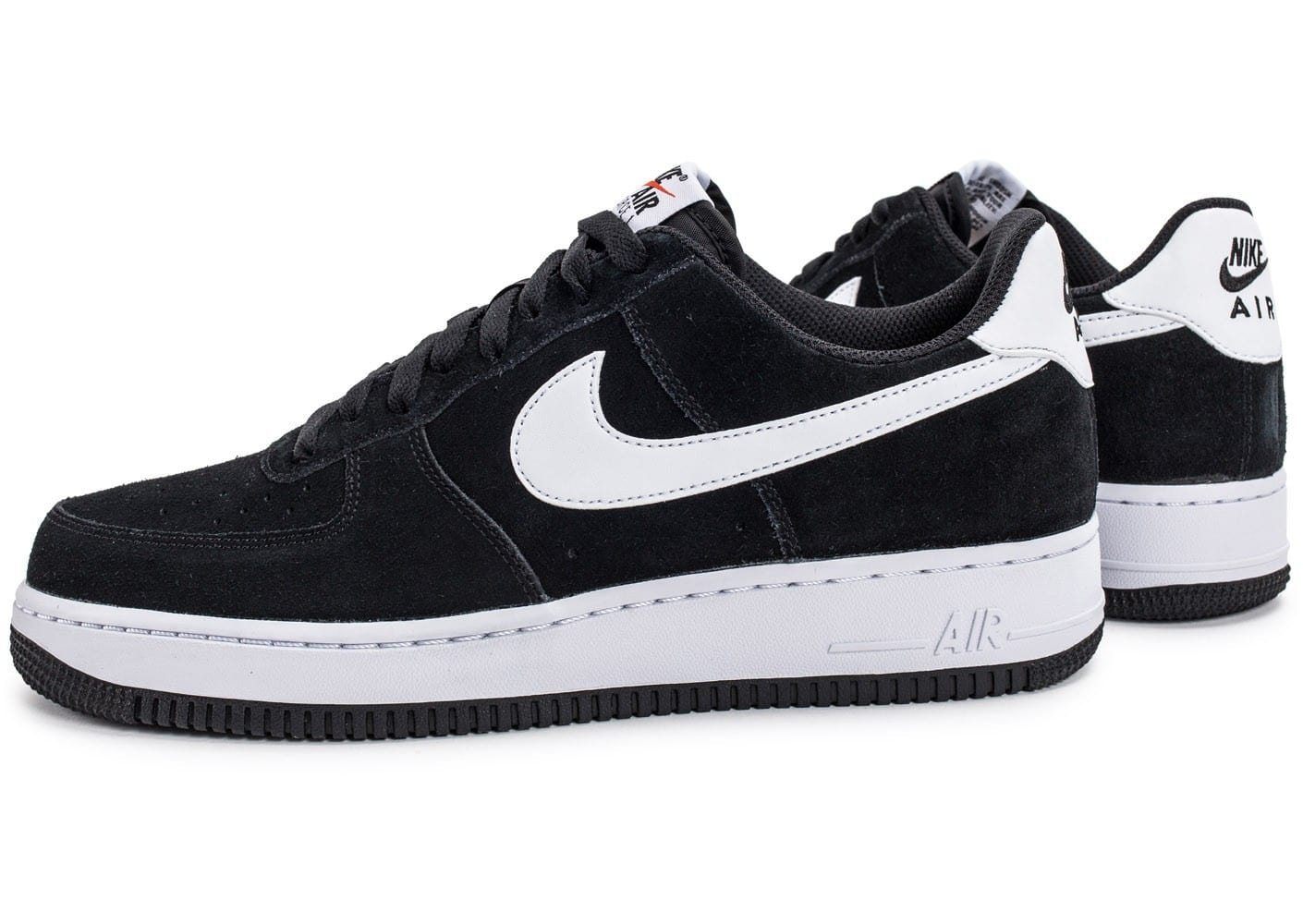 newest collection 64749 6bf0d nike air force 1 homme noir