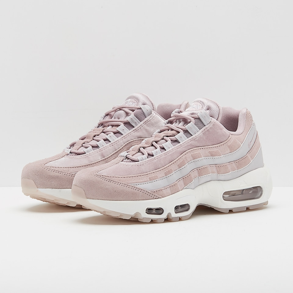 discount shop the best cozy fresh promo code for nike air max 95 rose a0a22 b5470