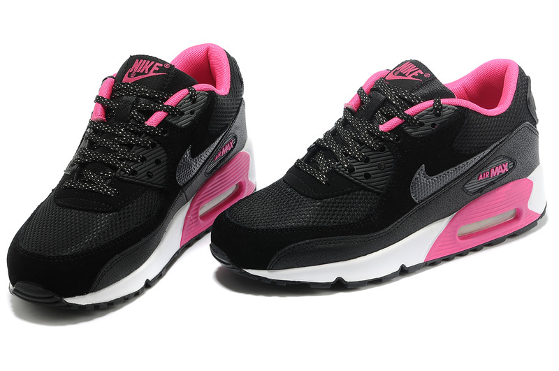 nike air max rose noir