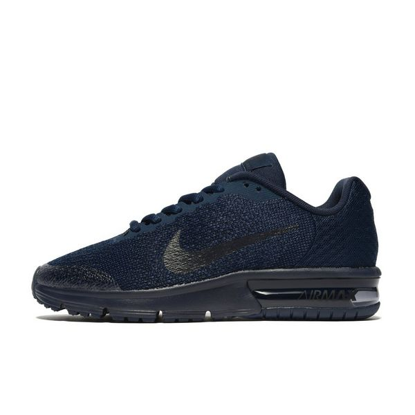Chaussure Nike Air Max Sequent 2 Pour Femme Noir from Nike on 21 Buttons